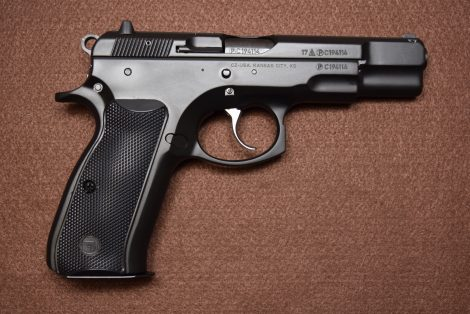 CZ-USA 75 B 9MM