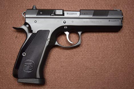 CZ-USA 97 B 45ACP 4.65″