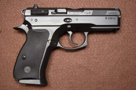 CZ-USA 75 P-01 9MM 3.75″