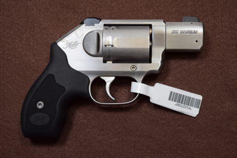 KIMBER K6S STAINLESS 357MAG 2″ NIGHTSIGHTS