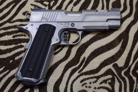 ED BROWN FX1-SS-45 45ACP 4.25″