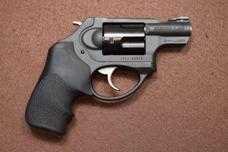RUGER KLCRX-9 9MM 2″