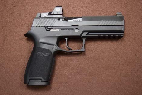 SIG 320F-9-BSS-RX 9MM 4.7″
