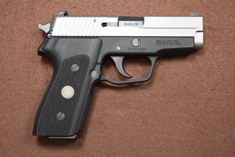 SIG 225A-9-TSS-CL 9MM 3.6″