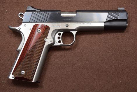 USED KIMBER CUSTOM II 45ACP 5″