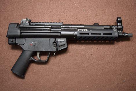 PTR 9 CT 601 9mm 8.86″
