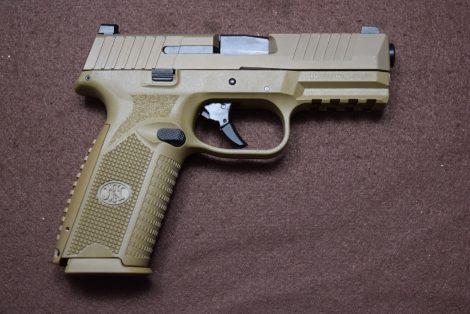 FN 509 FDE 9MM 4″
