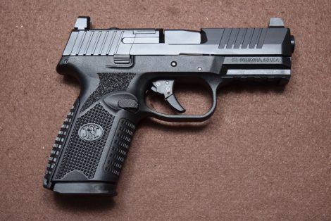 FN 509 MIDSIZE 9MM 4″