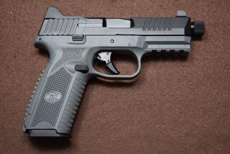 FN 509 TACTICAL GREY 9MM 4.5″