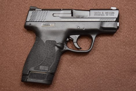 SMITH&WESSON M&P®9 SHIELD M2.0™ MANUAL THUMB SAFETY 9MM 3.1″