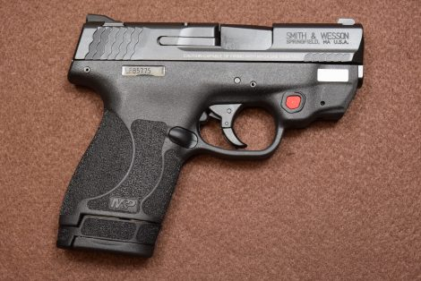 SMITH&WESSON M&P®40 SHIELD M2.0™ CRIMSON TRACE® RED LASER NTS 40S&W 3.1″