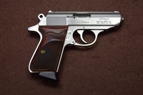 WALTHER PPK/S FIRST EDITION 380ACP 3.3″