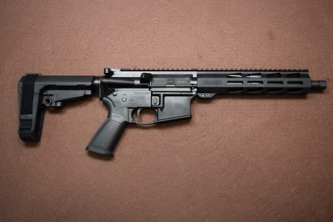 RUGER AR-556 300BLK 10.5″