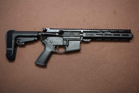 RUGER AR-556 350 LEGEND 9.50″