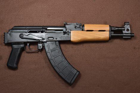 CENTURY ARMS DRACO W/PIC MOUNT 7.62X39 12.25″