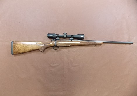 Mauser M12 243Win With Minox Scope