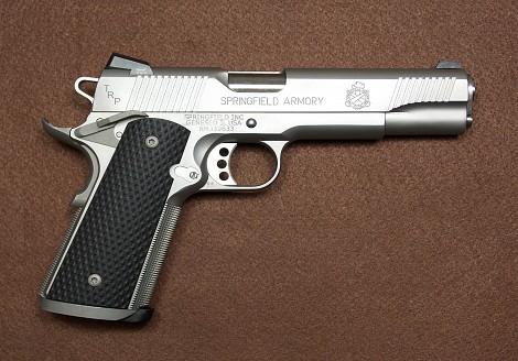 SPRINGFIELD ARMORY 1911 TRP S/S 45ACP 5″