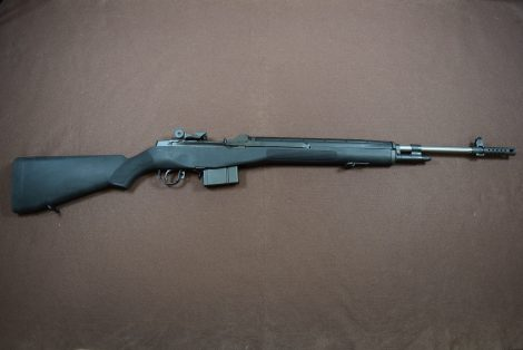 SPRINGFIELD M1A™ LOADED 6 5 CREEDMOOR 22″